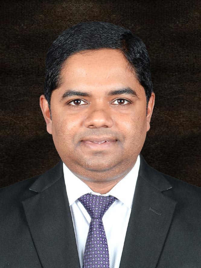 Mr Sathish Kumar Balappan